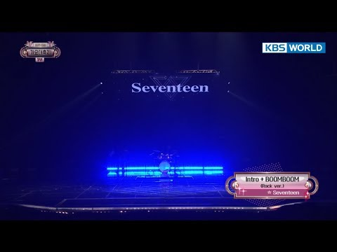 SEVENTEEN - Intro + Boom Boom   [2017 KBS Song Festival | 2017 KBS 가요대축제 / 2017.12.29]