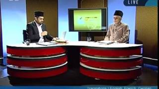 Reviews on the Book Braheen-e-Ahmadiyya-persented by khalid Qadiani.flv