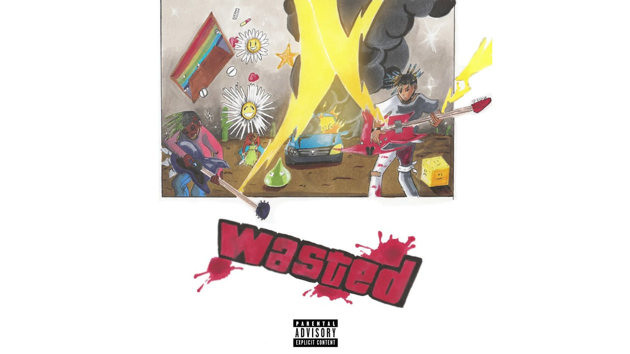 Juice Wrld Wasted Feat Lil Uzi Vert Youtube Wasted comes after a series the track, premiered by zane lowe, showcases the two artists at their best, as juice wrld crafts the perfect vibe and lil uzi vert compliments it with an. juice wrld wasted feat lil uzi vert