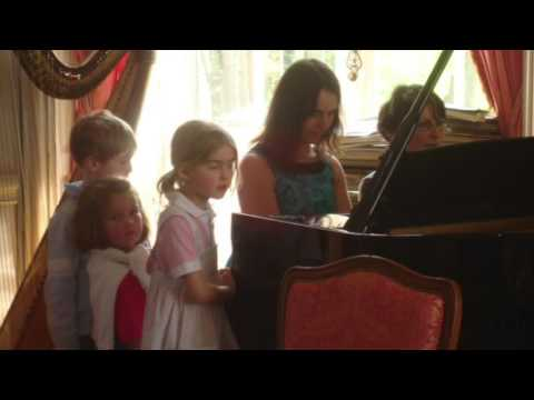 Alissa Firsova Chopin Mazurka No. 13 Op. 17 No. 4