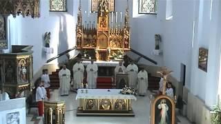 Cacica: Liturghia din sarbatoarea Nasterea Sfintei Fecioare Maria (8 septembrie 2016)