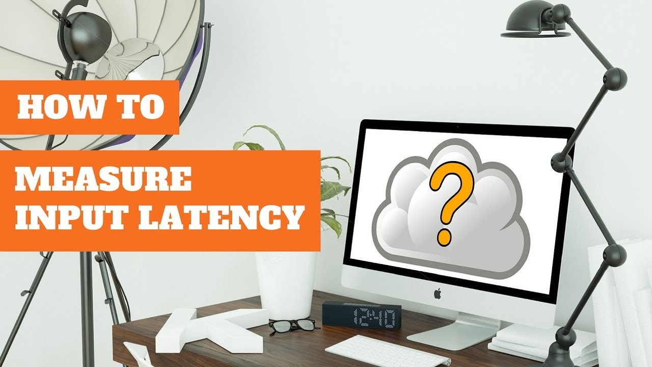 How to Measure Input Latency for Cloud Gaming