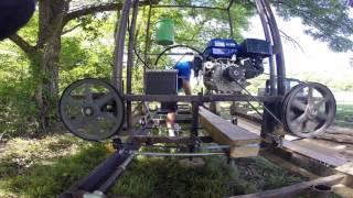 175 RSW Sawmill Part 2 180 Degree Rebuild