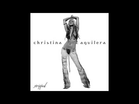 Christina Aguilera - Impossible [INSTRUMENTAL Official]
