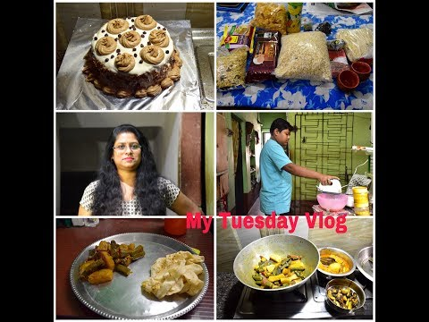 My Tuesday Routine with Lots of work Routine Vlog | Bengali Family Life Style | Indian Vlogger #154