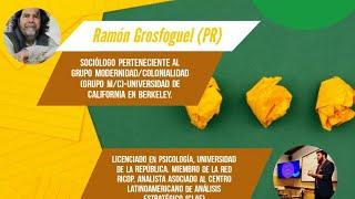 Diálogos en medio de la pandemia - Ramón  Grosfoguel y Nicolás Centurión
