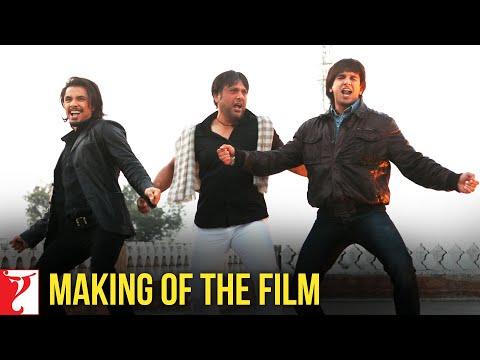 Making Of The Film - Kill Dil   Govinda  ...