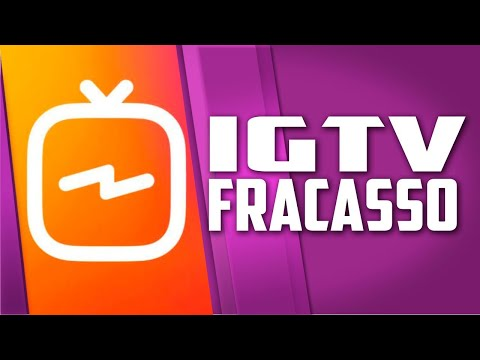 IGTV é um FRACASSO e GOVERNO se metendo nas LOOT BOX
