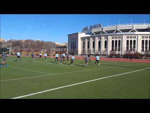 L.S .Select F.C   vs  South Bronx United          1  -  1
