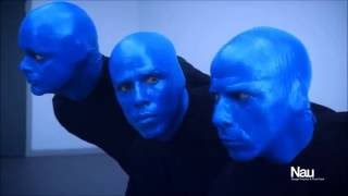 Скачать New Order Blue Monday Blue Man Group Video HD Extended Version