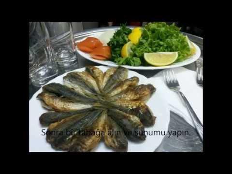 Yemek Ortağım-İstavrit Balık Tarifi