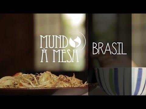 Mundo à Mesa: Brasil Episódio 6