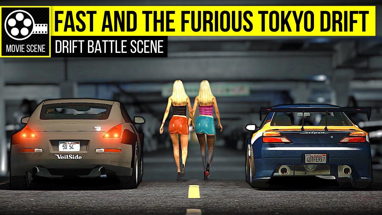 Grand theft auto 5 tokyo drift nissan silvia s15 vs for Garage dm auto livry gargan
