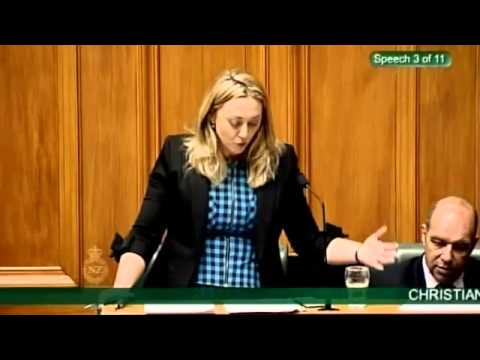 Christian Churches New Zealand Property Trust Board Empowering Bill - First reading - Part 3