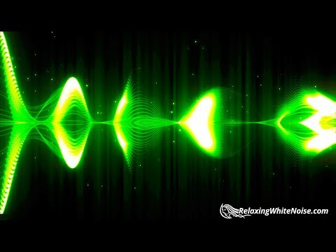 Sleep Sound Noise Generator | Fall Asleep with Green Noise (