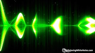 Sleep Sound Noise Generator | Fall Asleep with Green Noise (White Noise Variation) 10 Hours