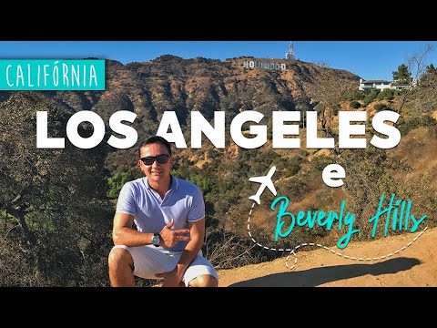 LOS ANGELES E BEVERLY HILLS, CALIFÓRNIA | Completo