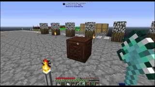 Magzie's Quick Start Guide: FTB Infinity Evolved Skyblock! E:2 Ore Smelting With 400% Doubling!