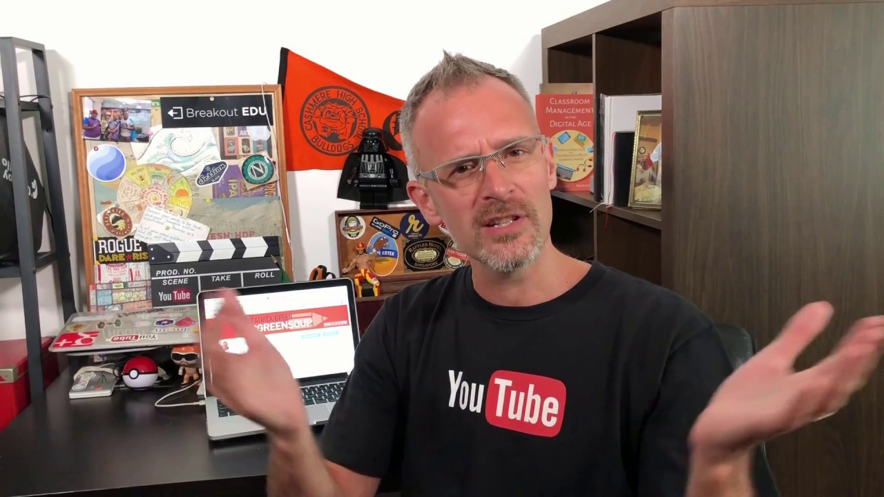 YouTube in the Classroom - Genre Mash-Up