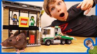 LEGO CITY RAT INVASION!