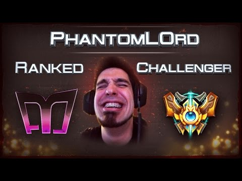 PhantomL0rd - Galio vs Zed - Mid (Challenger)