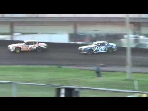 Tyler Pickett - Boone Speedway 8/1 - Heat Race