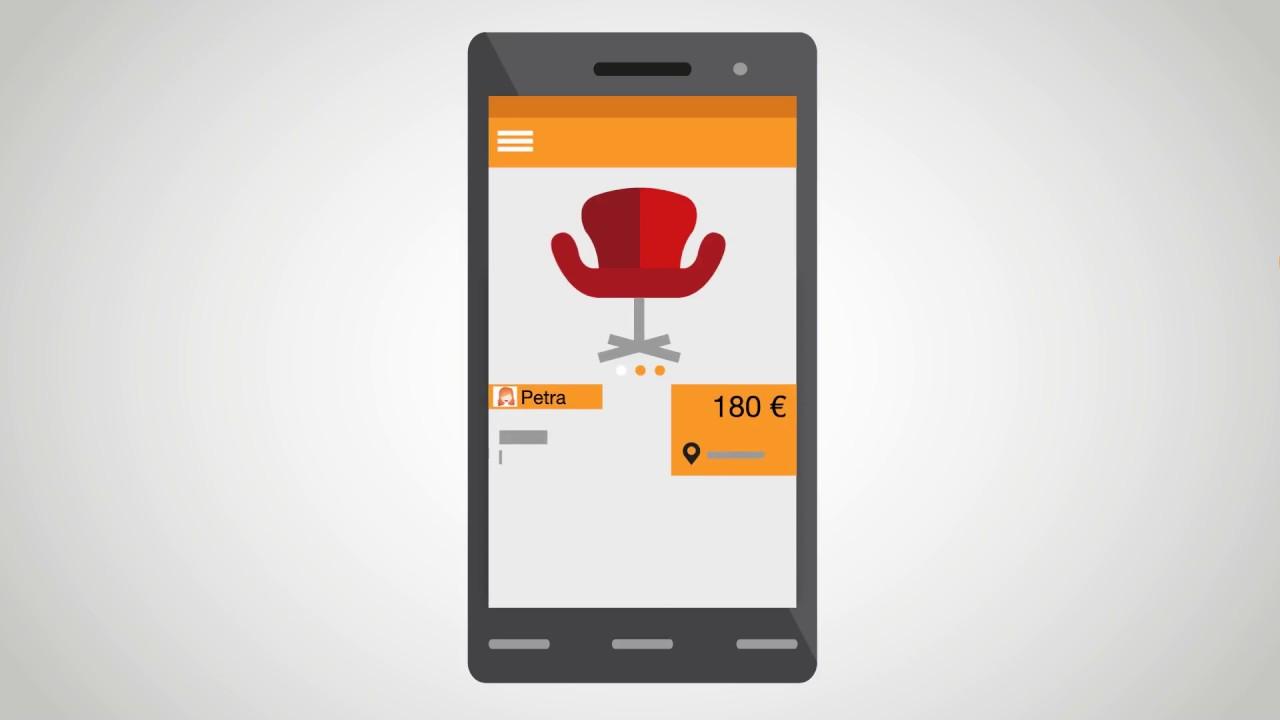 Kleinanzeigen Kostenlos Inserieren Marktde App Youtube