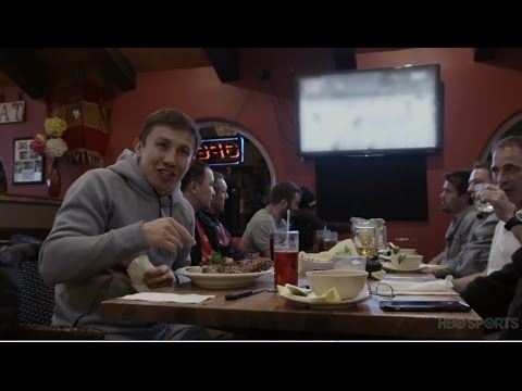 Gennady Golovkin And The Love Of Mexican Food