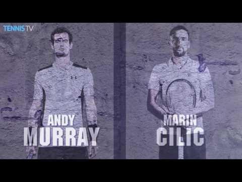 2016 Barclays ATP World Tour Finals: Wawrinka-Nishikori; Murray-Cilic Highlights