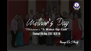 Rev. J Mangte | Mother's Day | A Wake-Up Call