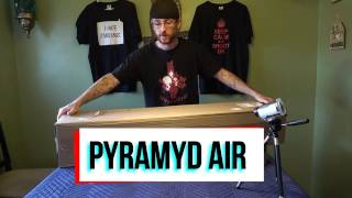 KRAL ARMS PUNCHER BREAKER WALNUT 22 UNBOXING & INITIAL REVIEW