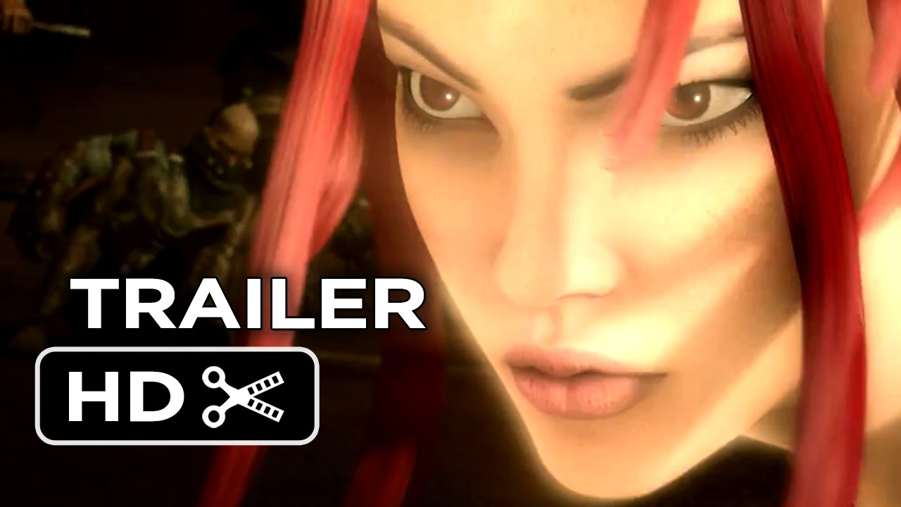 Heavenly Sword Official Trailer 2014 Anna Torv Alfred Molina