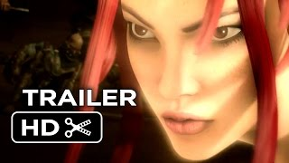 Heavenly Sword Official Trailer (2014) Anna Torv, Alfred Molina Fantasy Animation Movie HD