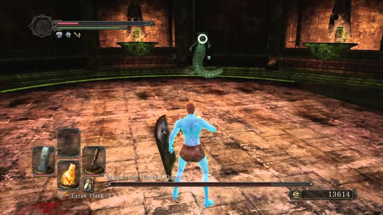 Download Dark Souls II - Easy Strength Guide - Part 11 - Mytha, the Baneful Queen