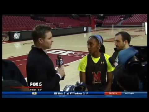 Brenda Frese Fires up her Maryland Terps