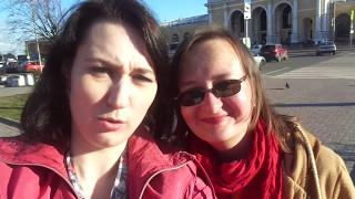 майский влог в Ярославле. я и Алёнка %)