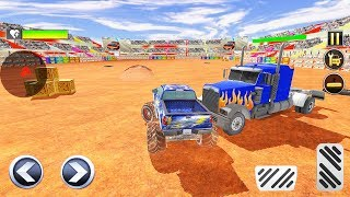 Crazy Derby #2 (Monster Truck Derby Racing) | Gameplay Android