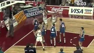 EuroBasket 1993 Finale Russia - Germany (part 4)