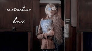 ravenclaw | curiouser & curiouser..