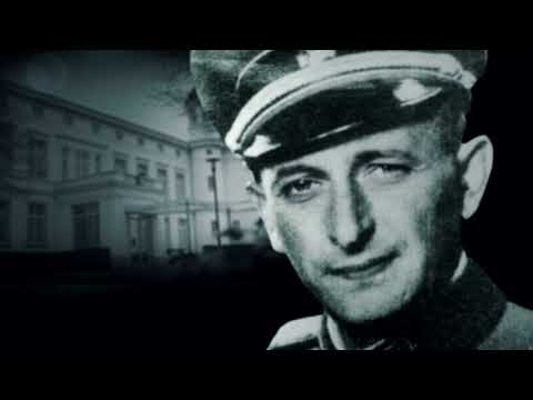 """Operation Finale: The Capture & Trial of Adolf Eichmann"" Exhibition Trailer"