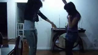 Lichu & Strephy:  Sexy Tecktonik    ;)