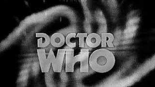 Doctor Who - Opening 1971 Black and White with Middle 8