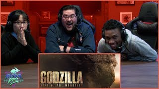 Godzilla: King of the Monsters - Official Trailer 2 Reaction