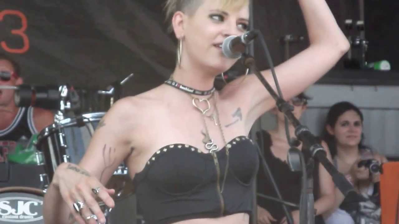 the gallery for gt juliet simms warped tour 2013