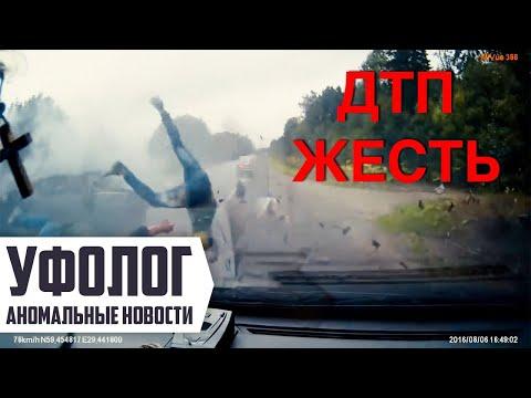 ДТП на шоссе под Волосово - Road ACCIDENT!