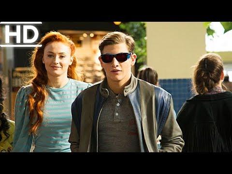 X-Men: Apocalypse | Scott Ve Jean Çarpışıyor (1080p)