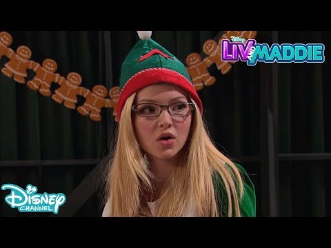 Coal For Christmas 🌲 | Liv And Maddie | Disney Channel UK