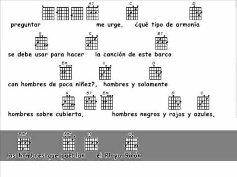 guitarra de silvio rodriguez: