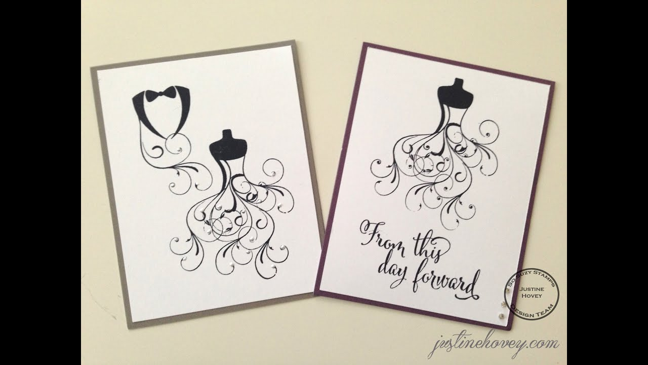 Easy Diy Handmade Save The Date Cards How To