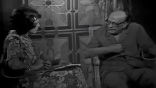 ذاكرة ماسبيرو: فريدة الزمر تحاور محمود المليجي